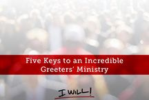 Newcomer's Ministry Ideas