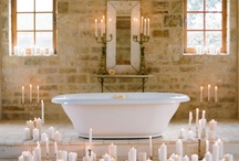 Inspiration: Bath Time bliss / The magical powers of a long soak in the tub