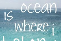 Travel & Beach words