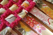 Yarn combining fabric