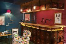 bar dekorasyonu