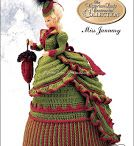 Vestidos de Boneca Barbie em Crochê