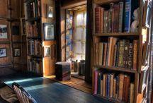 Home full of books