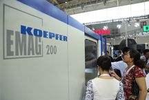 CIMES 2014 / Impressions right from the machine tools fair.