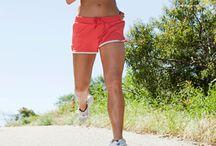 Marathon Training / by Hannah Hupp