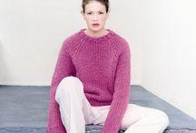 Last minute knit