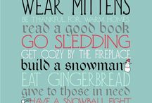 *#WiNteR#* / by Alicia Olson