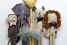 Softies and art dolls