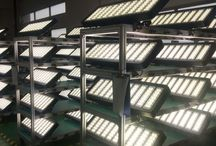 Powerful 400W LED High Bay Luminaires / What is the most powerful LED high bay luminaire? How about HITECNICO's 400W with 41,000 lumen at 4000K? It is good to replace 1000W MH.