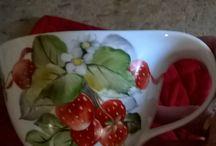 oggetti decorati da me / Porta uova