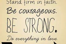 wisdom courage Kndness
