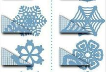 snowflakes printables
