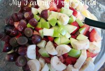 Fruit Recipes / by Mindy Coyle