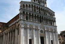 Churches of Lucca and surrounding