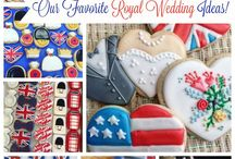 Royal Wedding Ideas, London Party Ideas