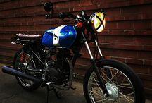RC Moto Garage / Garage de motos artesanales, creadas al gusto y necesidades del cliente.