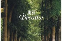 Breathe / by Katherine Hovey