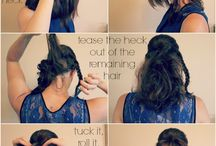 Mirror, Mirror... / Beauty tips - hair, makeup, general tips on maintaining your fabulousness