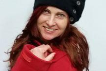 Beanie Mütze / Beanie Mützen - Chemo Mützen für alle Jahreszeiten Die ideale Kopfbedeckung für alle Aktivitäten rund um Freizeit und Sport. Paßt in jede Tasche und jeden Kopf. Auch für Allergiker und Chemopatienten geeignet.  Auch als Set Mütze & Loopschal Mützen aus dem Modeatelier klennes