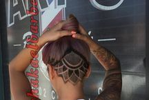 Undercuts/Hair Tattoos