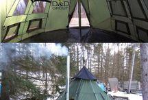 Camping idea