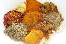 Spices / Around the world