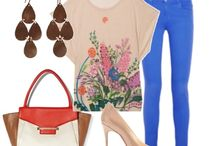 Spring outifits / by Christina