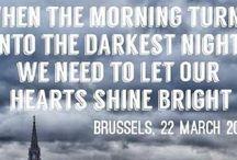 Aanslagen in hartje Brussel 22 maart 2016