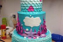 * GIRL CAKES