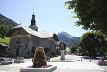 Morzine - The town
