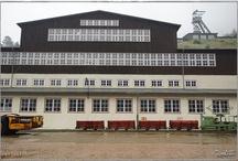"Unesco World Heritage ""Mines Of Rammelsberg"", Goslar - Germany"