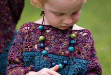 haken / beautiful crochet / by Annie van der Bijl