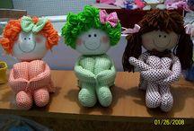 bonecas e bichinhos