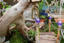 Fairy Gardens / Fairy Ideas