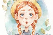 Anna of Green gables