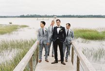 Dapper Grooms / Grooms that look ready to marry the love's of their lives!
