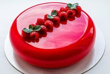 Glaze cake idea