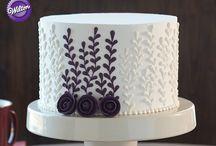 decorated cake