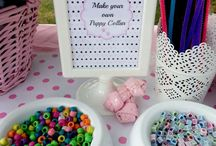 Evie's 2nd Birthday Ideas!