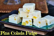 FOOD! - Fudge and Candy Recipes