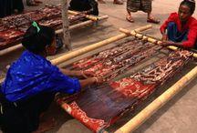 Southeast Asia weaving