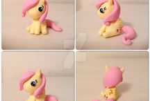 clay my little pony
