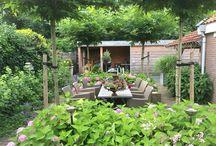 Garden / Sfeer
