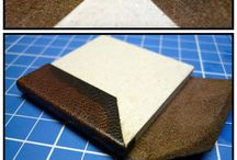 leather wrapping