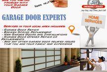 Garage Door Repair Service in Cleveland Ohio / We have been the leading choice in Cincinnati home garage door repair. Schedule service online or call (844) 611-2434