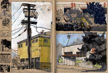 Amazing Sketchbooks