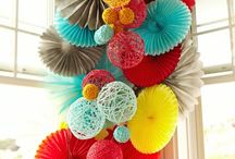 { celebrate } / Celebrate with paper.  Innovative ideas and inspiration. / by Paper Lush