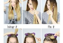 for hair lovers / hair tips, cool cuts and hair colors