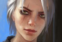 Fantasy - Humans of the Free Kingdoms