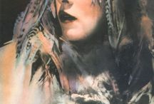 Stevie Nicks / by Alison Caldicott